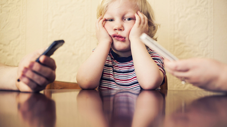 When parents are the ones too distracted by devices | Educational Leadership and Technology | Scoop.it