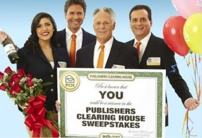 pch prize patrol winner' in Sweepstakes | Scoop it