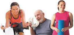 Advantages of group exercise classes - Times Bulletin | Indoor Rowing | Scoop.it