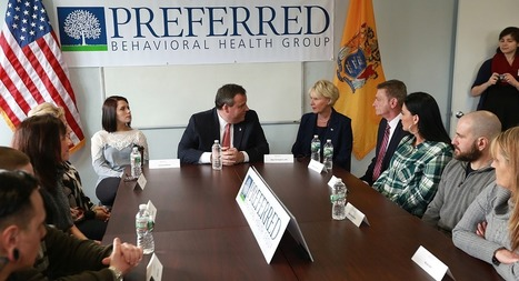 Christie gets input from recovering addicts on drug treatment plan (USA) | Alcohol & other drug issues in the media | Scoop.it