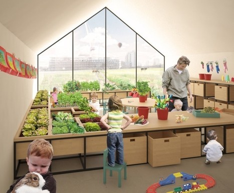 Farming preschool would teach kids how to grow their own food | Networked Society | Scoop.it