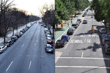 How to 'Rightsize' a Street   green streets   Scoop.it