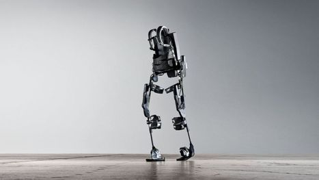 Wearable Robots on the Rise to Help Paraplegics Walk - ABC News | Exoskeleton Systems | Scoop.it