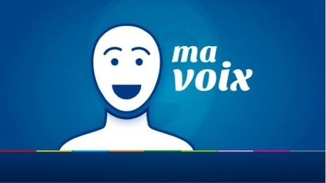 Ma voix… une application qui rend la parole aux patients | Patient Hub | Scoop.it