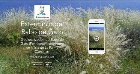 Desarrollan dos aplicaciones para hacer de La Palma una 'isla inteligente' | InternetofThings | Scoop.it