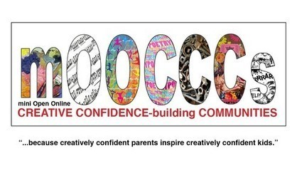 OpenIDEO - How might we inspire young people to cultivate their creative confidence?<br/> - Ideas - Update/Participate: Let's Create!: Children thrive when adults model creative curiosity &amp; confidence | Drawing to Learn. Drawing to Share. | Scoop.it