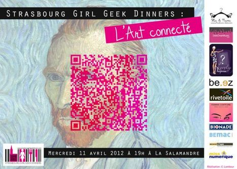Strasbourg Girl Geek Dinners | artcode | Scoop.it