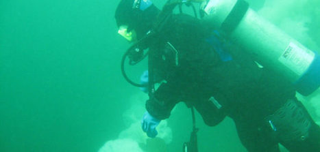 Diving instructor dedicated to helping disabled enjoy scuba | All about water, the oceans, environmental issues | Scoop.it