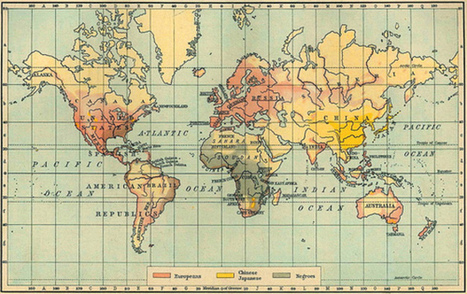 9 Maps to Change How You See the World - Goodnet | Articles re. education | Scoop.it