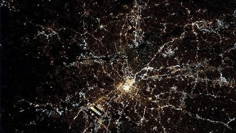 Photo of Atlanta at night from the ISS goes viral | Social Studies - Impact Academy | Scoop.it