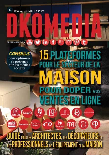 Livre blanc sur les 15 plateformes incontournables du secteur de la Maison   dkomedia   DKOmedia   Scoop.it