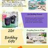 21stbirthdaygifts