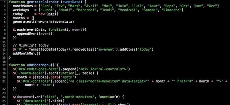 Journalisme et code : 10 grands principes de programmation expliqués | Journalisme et Internet | Scoop.it