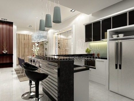 Small Space Kitchen Set Ideas For Minimalist De