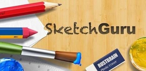 Sketch Guru - Applications Android sur GooglePlay | Android Apps | Scoop.it