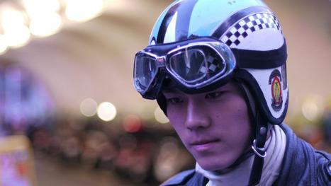 Inazuma café racer: Cafe Racer Japan - The film   Cafe Racers   Scoop.it