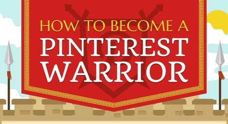 Become a Pinterest Warrior: Social Media Marketing on Pinterest | Social Media Collaboration | Scoop.it