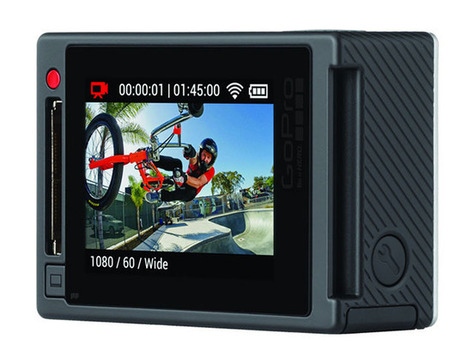 GoPro HERO 4 Leaked; Features 4K Video at 30fps and Touchscreen LCD | world of Photo and vidéo | Scoop.it