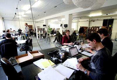 Berlin, capitale du coworking | Villes en transition | Scoop.it