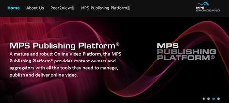 @mpsbroadband - WebTV Solutions   Online Video Provider (OVP) List   Scoop.it