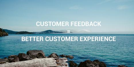 Comment les feedbacks aident-ils à délivrer la bonne expérience client ?   L'Expérience Client vue par mc²i Groupe   Scoop.it