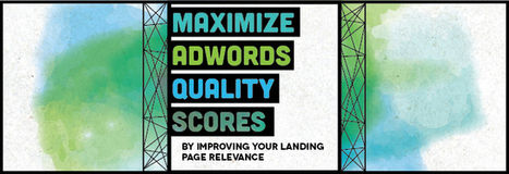 Maximize Adwords Quality Scores by Improving Your Landing Page Relevance   Designed to Sell   Scoop.it