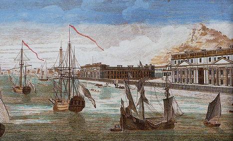 Brèves de mer, XVIIIe siècle - d'Aïeux et d'Ailleurs, généalogie et archives | GenealoNet | Scoop.it