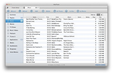 itunes Replacement Software,Replacement' in IOS Data