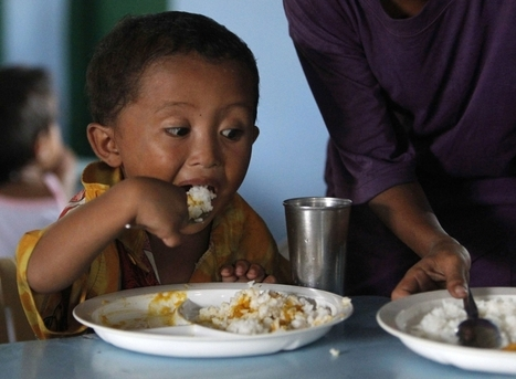 The fight to save 2m children from hunger | Leadership and Leaders | Scoop.it