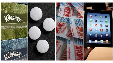 iPad may join Aspirin, Heroin, as generic name, branding experts say   Corporate Identity   Scoop.it