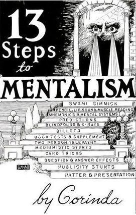 Corinda 13 Steps To Mentalism