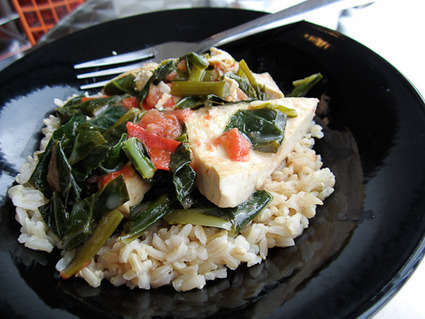 Eating Heart Smart (Recipe: Coconut-Lime Tofu & Rice) | Actualités nutrition | Scoop.it
