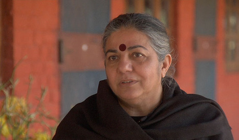 "The Mythology of the ""Green Revolution"" VIDEO - Vandana Shiva 