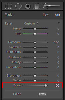How to Reduce Moiré in Lightroom 4 | Photography Gear News | Scoop.it