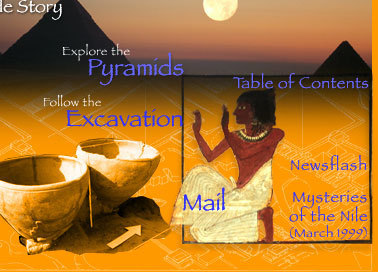 NOVA Online/Pyramids—The Inside Story | Ancient History- New Horizons | Scoop.it