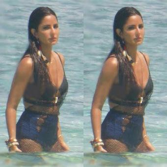 Katrina kaif bikini pictures — img 6