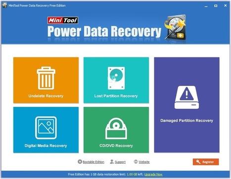 MiniTool Power Data Recovery 8 0 Crack Free Edi