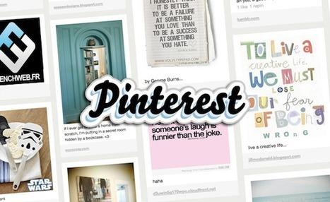 Pinterest lance un outil de Web Analytics, et pose les bases de sa monétisation - FrenchWeb.fr | Réseaux Sociaux : tendances et pratiques | Scoop.it