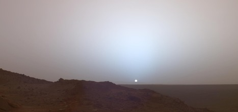 How Many People Are On Mars Right Now? | Good news from the Stars | Scoop.it
