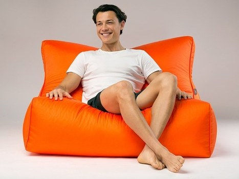 Amazing Daddy Cool Bean Bag Chair Outdoor Bean Bags Ibusinesslaw Wood Chair Design Ideas Ibusinesslaworg