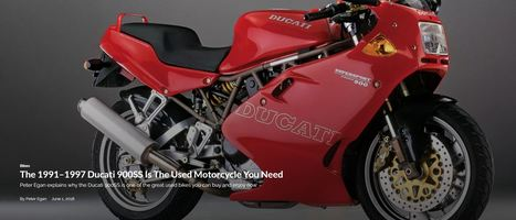 900SS' in Ductalk: What's Up In The World Of Ducati
