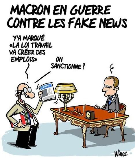 """Résultat de recherche d'images pour """"loi fake news caricature"""""""