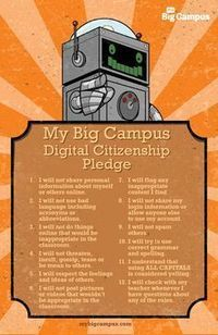 Digital Citizenship | 21st century Learning Commons | Scoop.it