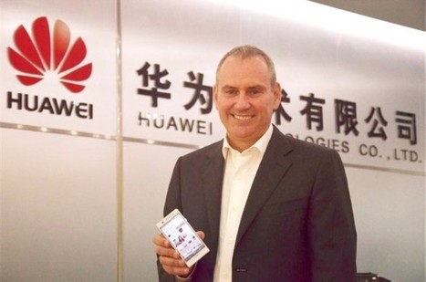 Former Nokia head of sales takes his expertise to Huawei (updated) | Chinese Cyber Code Conflict | Scoop.it