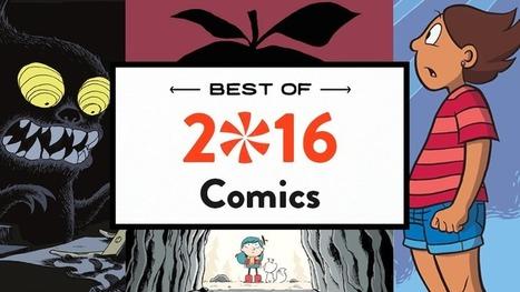 Best of 2016: Comics | Daring Ed Tech | Scoop.it