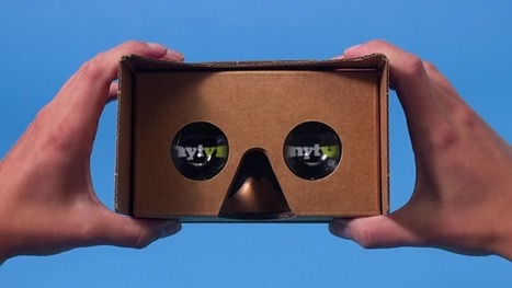 Biz Storytelling Trend: Publishers Are Going All-In With VR | Just Story It! Biz Storytelling | Scoop.it
