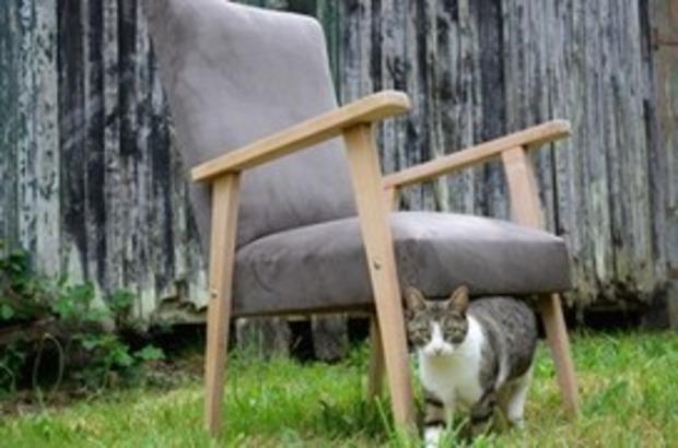 DIY : Retapisser un fauteuil des années 70 pour un look scandinave | La Revue de Technitoit | Scoop.it
