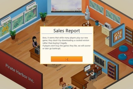 Serious Games For Starting Your Own Video Game Dev Company #seriousgames   World Changing Games   Scoop.it