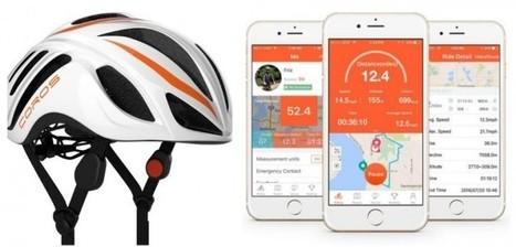 Un casco para ciclistas que transmite audio por los huesos   Aprendiendoaenseñar   Scoop.it