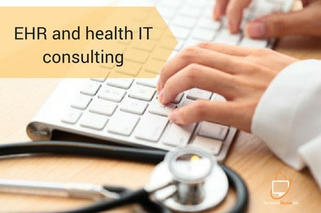 The Promise of Tomorrow's EHR  | EHR and Health IT Consulting | Scoop.it